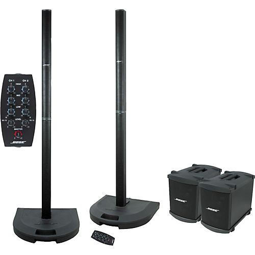 bose l1 model 1 dual system dual bass package musician s friend rh musiciansfriend com Bose L1 Sound System Band Bose L1 System