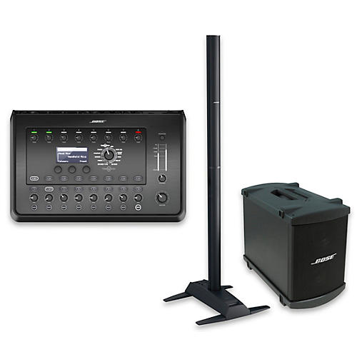 Bose L1 Model 1S System with B1 Bass Module and T8S Audio Engine