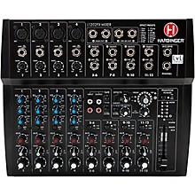 Open Box Harbinger L1202FX 12-Channel Mixer with Effects
