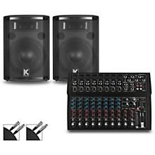 L1402FX Mixer and Kustom HiPAC Speakers 10