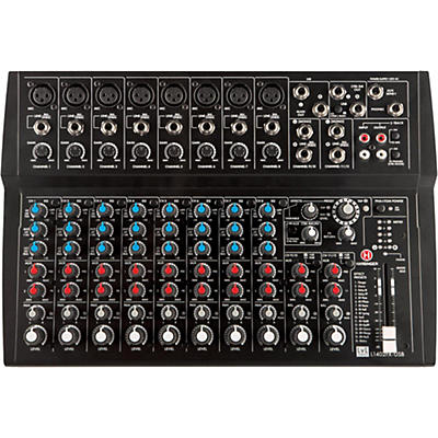 Harbinger L1402FX-USB 14-Channel Mixer With Digital Effects and USB