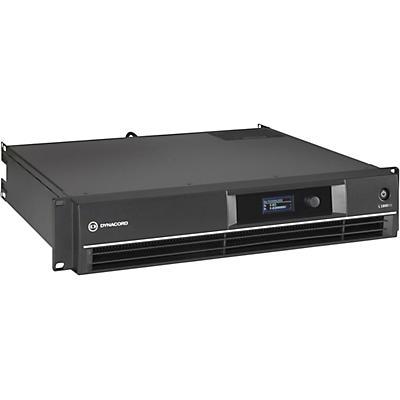 DYNACORD L1800FD DSP Powered 2x950W Amplifier