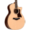 814ce DLX V-Class Grand Auditorium Acoustic-Electric Guitar