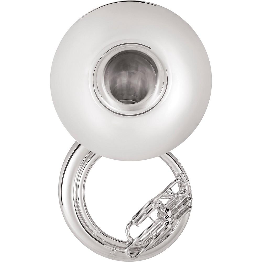 Allora Asp-450 Bbb Sousaphone Silver