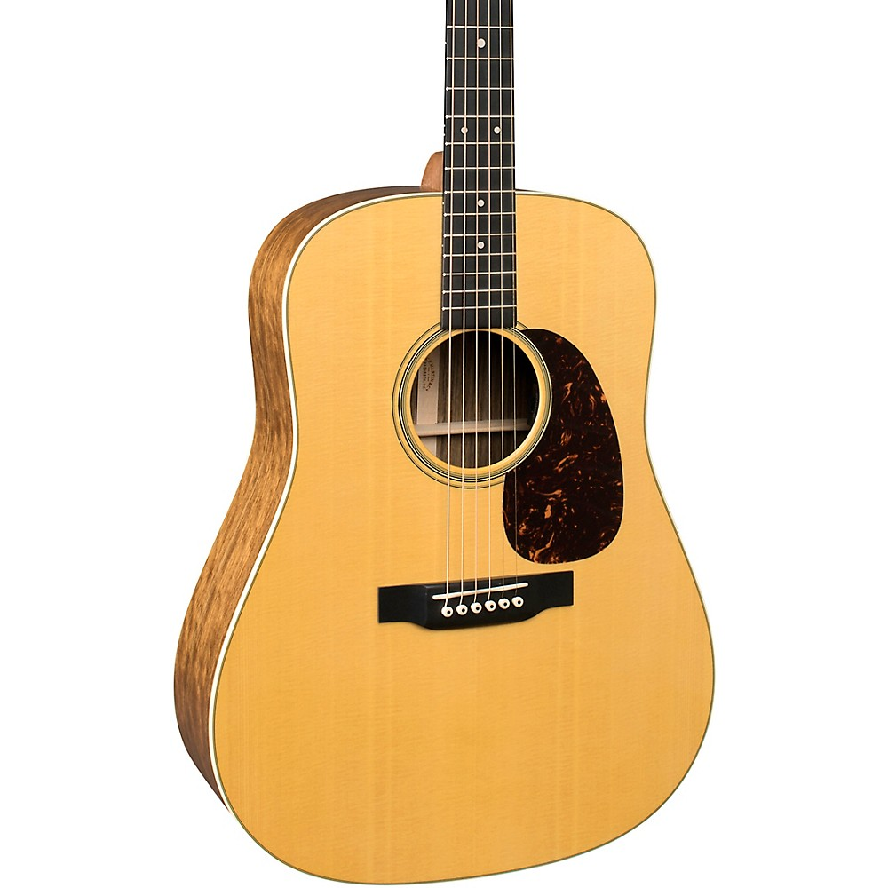 Martin D Special Ovangkol Dreadnought Acoustic Electric Guitar