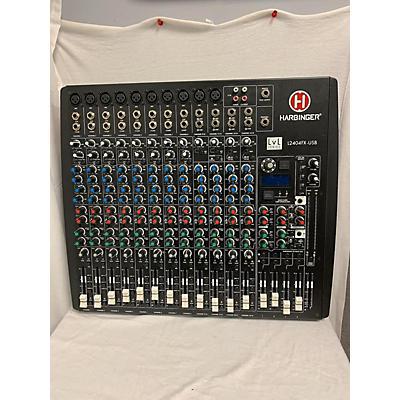 Harbinger L2404FX USB Unpowered Mixer