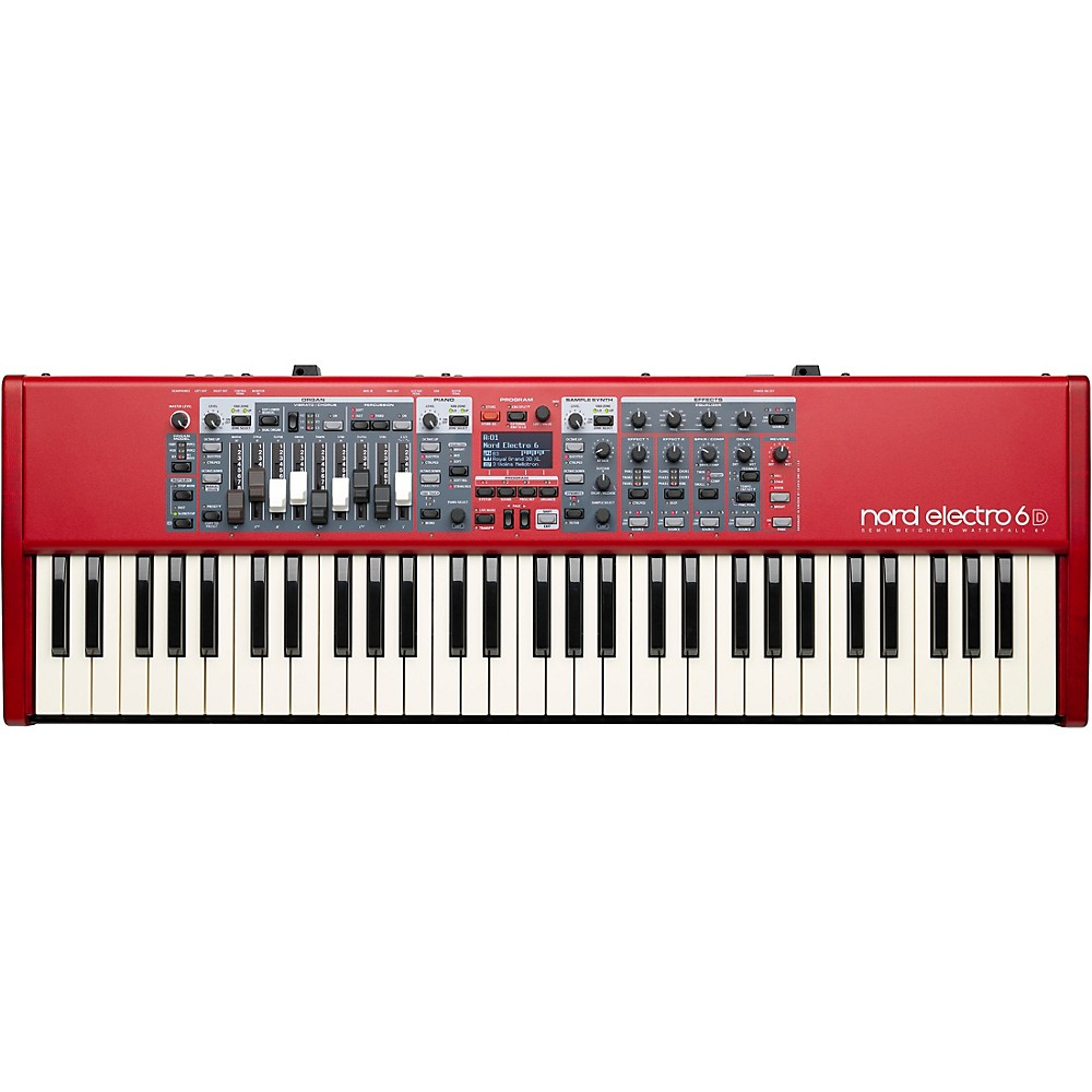 Nord Electro 6D  61 Key