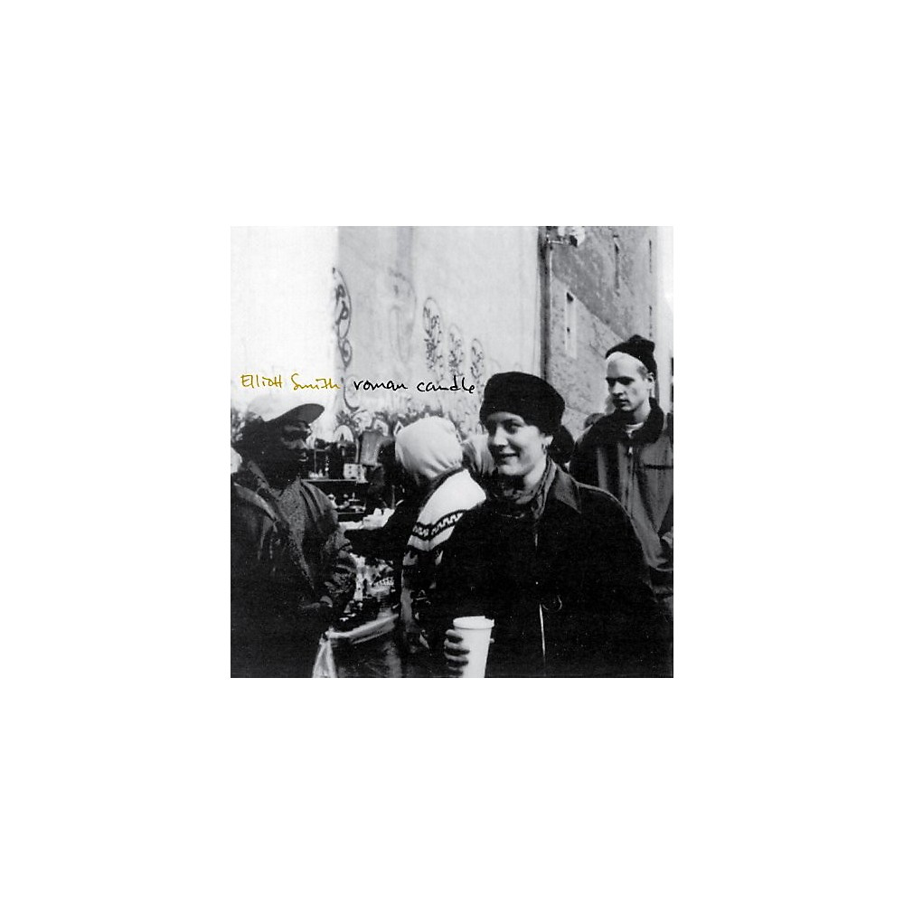 Roman Candle [4/6] [LP] by Elliott Smith (Vinyl, Apr-2010, Kill Rock Stars)