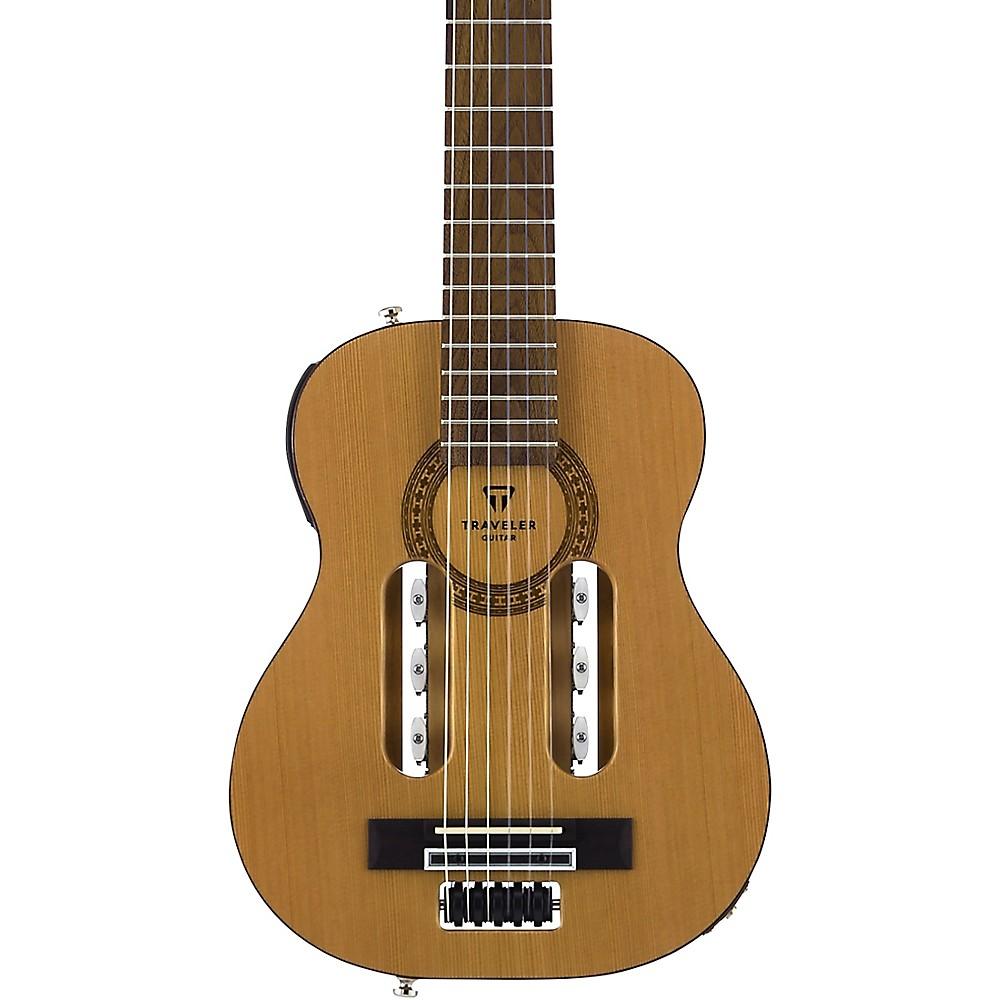 traveler escape nylon guitars for sale compare the latest guitar prices. Black Bedroom Furniture Sets. Home Design Ideas