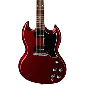 Gibson SG Special 2019 Solid Body Electric Guitar Sparkling Burgundy