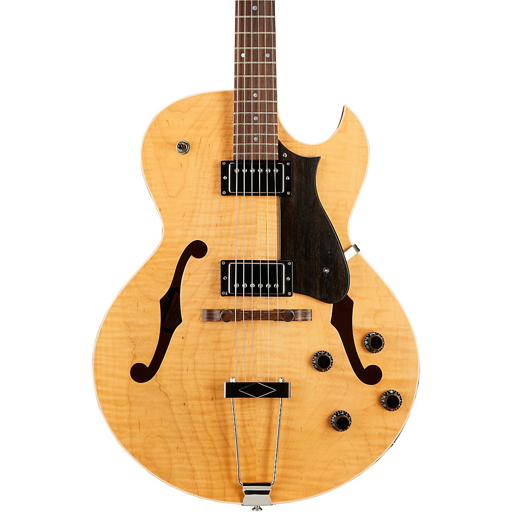 Heritage Standard H-575 Hollowbody Electric Guitar Antique Natural