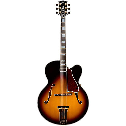 Gibson Custom L5 Premier Acoustic Guitar Regular Sunburst