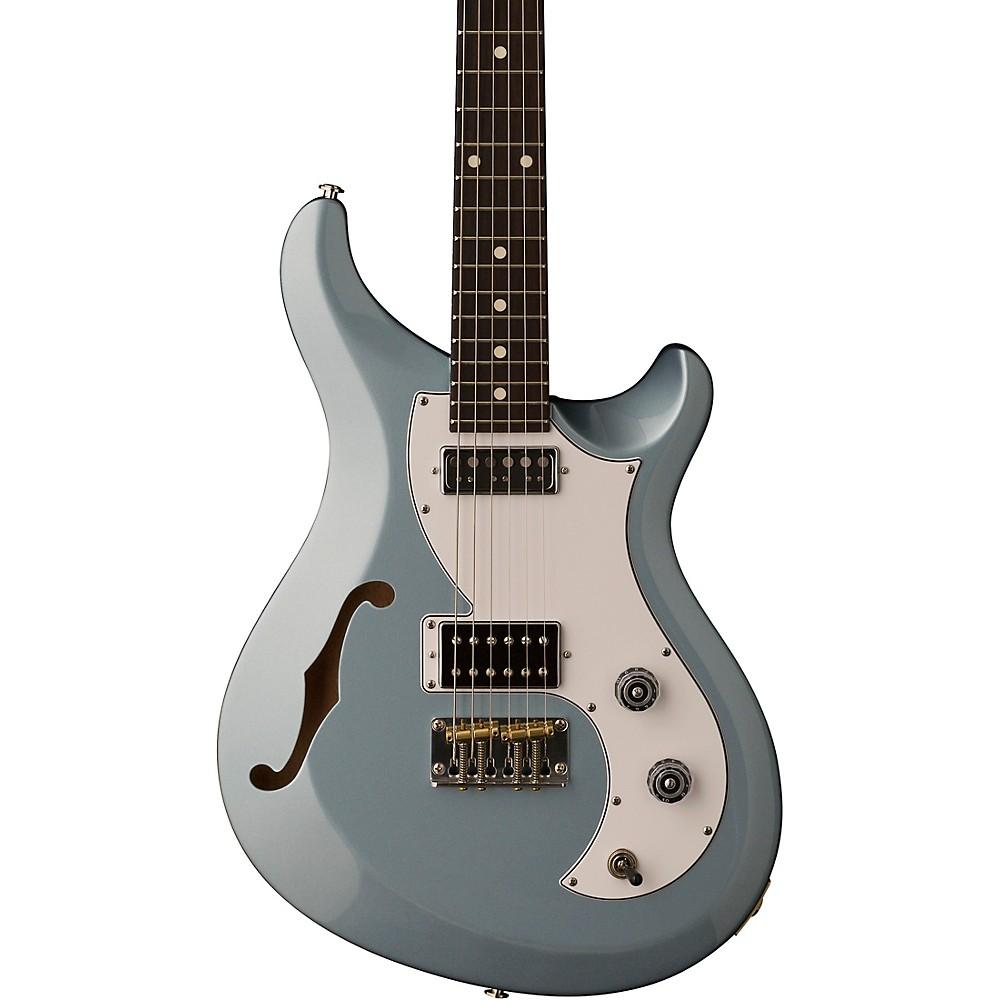 Prs S2 Vela Semi-Hollow Electric Guitar Frost Blue Metallic