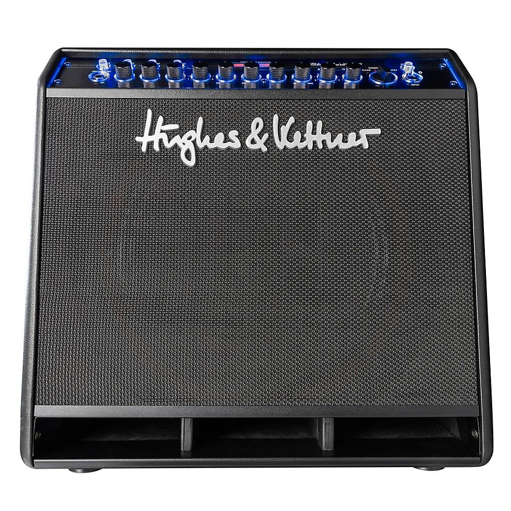 Hughes & Kettner Black Spirit 200 200W 1X12 Guitar Combo Amp (L58349 SPIRIT200C) photo
