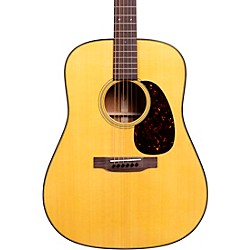 Martin D-18E Limited-Edition Indian Rosewood Dreadnought Acoustic-Electric Guitar Natural