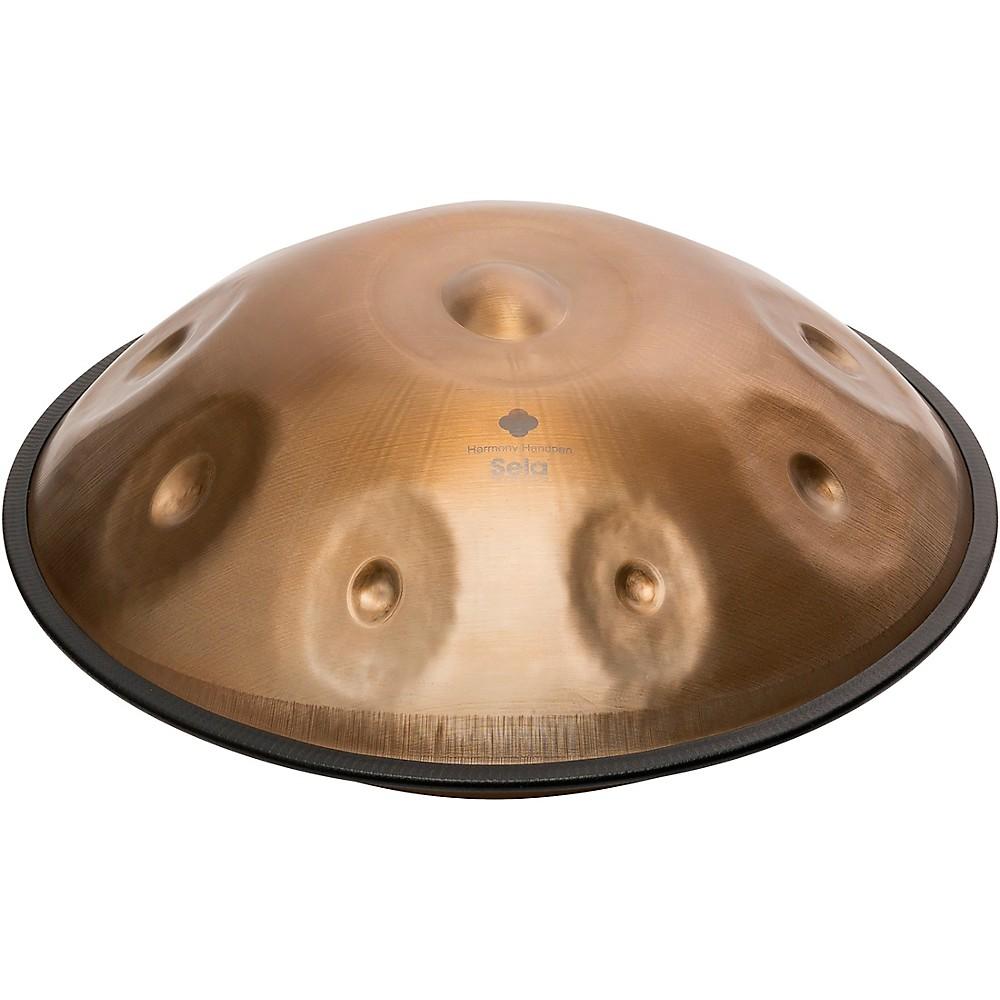 Sela Harmony Handpan, F Sharp Romanian Hijaz, Stainless Steel With Bag (F#3/ C#4, D4, F4, F#4, G#4, A4, C5, C#5)