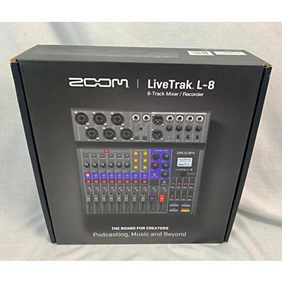 Zoom L8 MultiTrack Recorder