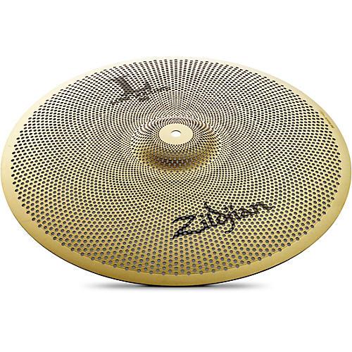 zildjian l80 low volume crash ride cymbal 18 in musician 39 s friend. Black Bedroom Furniture Sets. Home Design Ideas