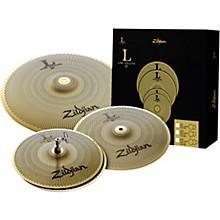 Open BoxZildjian L80 Series LV348 Low Volume Cymbal Box Set
