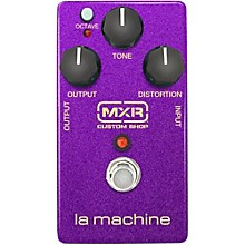Open Box MXR Custom Shop LA Machine Fuzz Guitar Effects Pedal