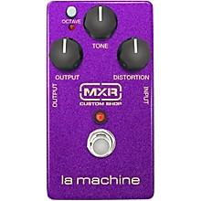 MXR Custom Shop LA Machine Fuzz Guitar Effects Pedal
