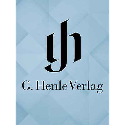 G. Henle Verlag L'Anima del Filosofo Ossia Orfeo ed Euridice - Dramma per Musica Henle Edition Series Hardcover