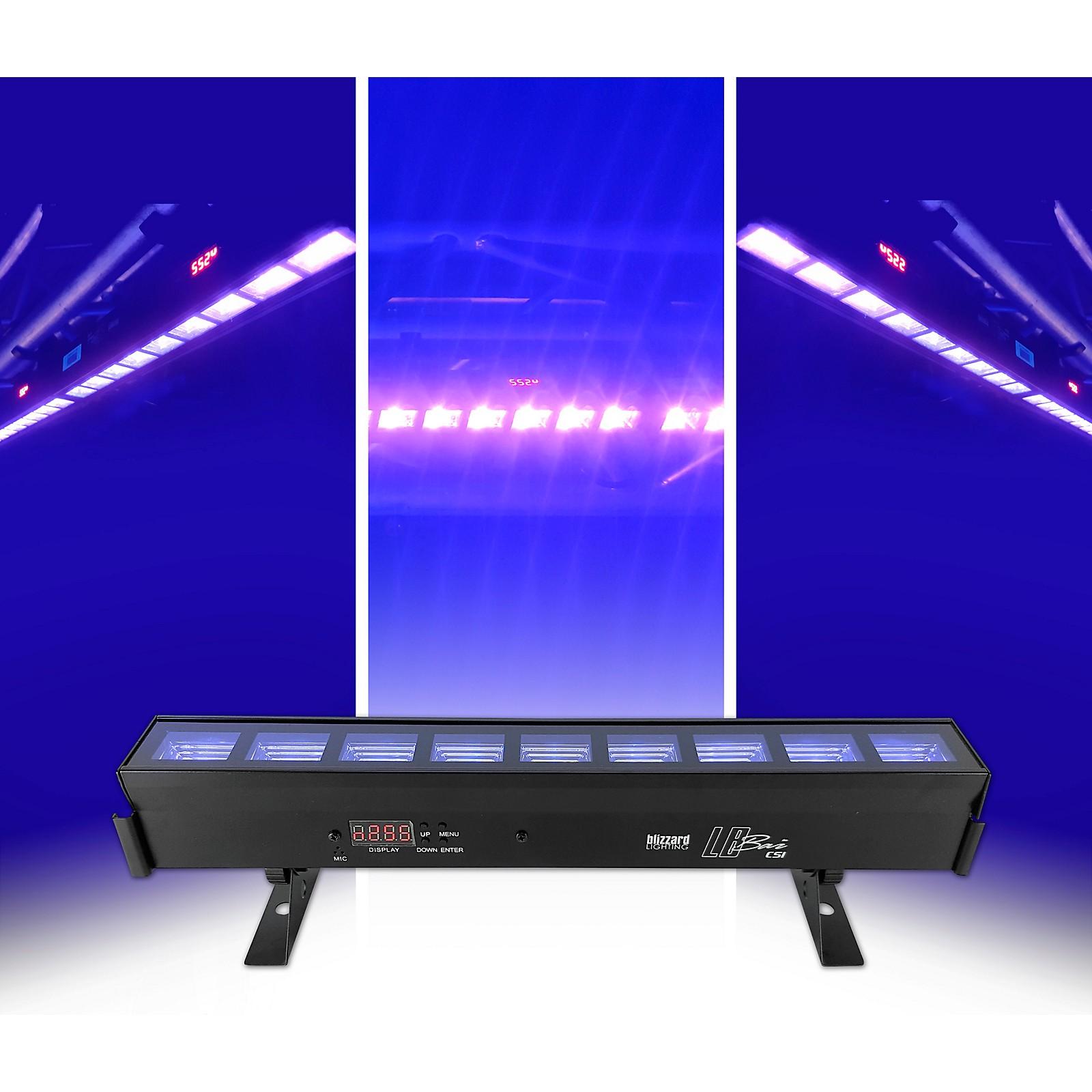 Blizzard LB Bar CSI UV LED Black Light Fixture