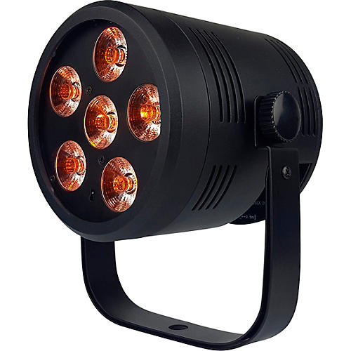 Blizzard LB Hex Unplugged RGBAW+UV LED Battery-Powered PAR Wash Light