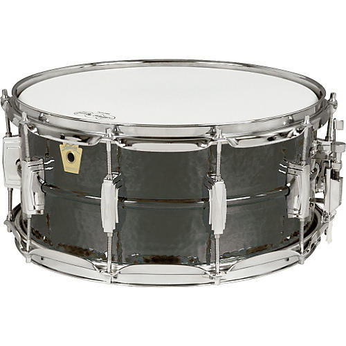 Ludwig LB419K Black Beauty with SS Snare