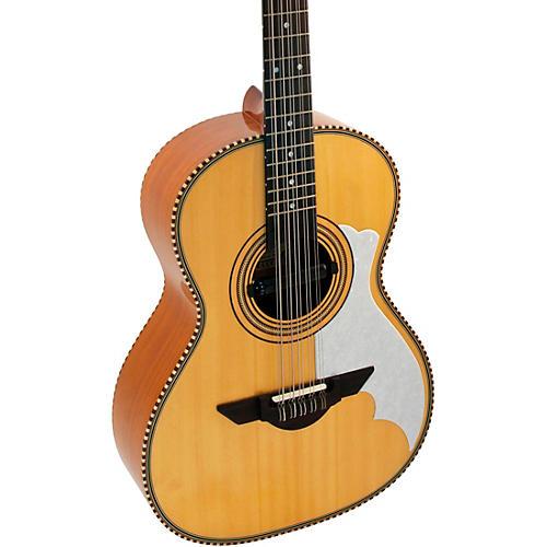 H. Jimenez LBQ2NCE Bajo Quinto El Musico Series Non-Cutaway Acoustic-Electric