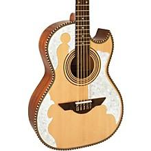 Open BoxH. Jimenez LBQ4E El Patron Acoustic-Electric Bajo Quinto