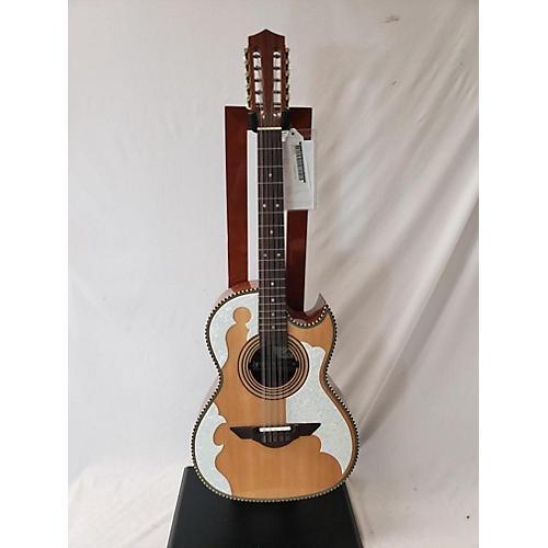 H. Jimenez LBQ4E Latin Stringed Instrument Natural
