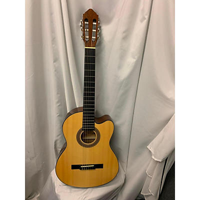 Lucero LC-100 CE Classical Acoustic Electric Guitar