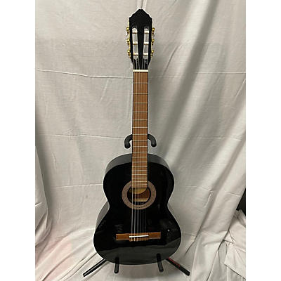 Lucero LC100BK Classical Acoustic Guitar