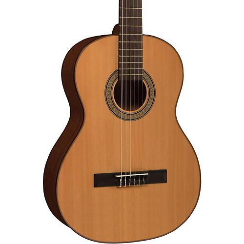 Lucero LC150S Spruce/Sapele Classical Guitar Condition 1 - Mint Natural