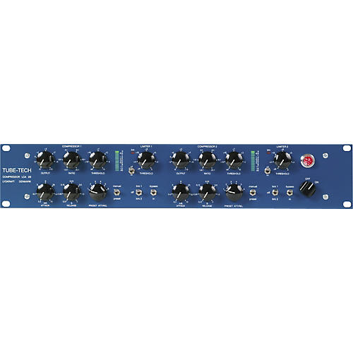 Tube-Tech LCA 2B 2-Channel Compressor and Limiter