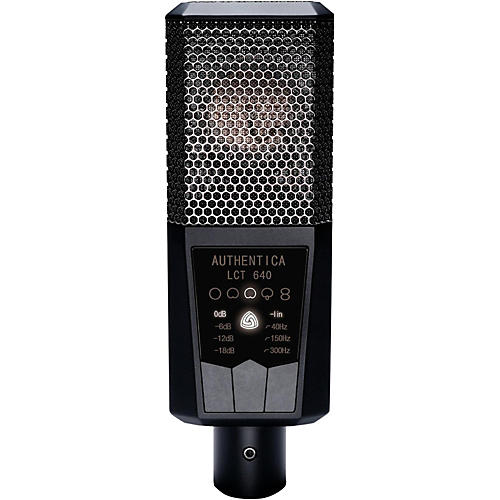 Lewitt Audio Microphones LCT 640 FET Large Diaphragm Condenser Microphone