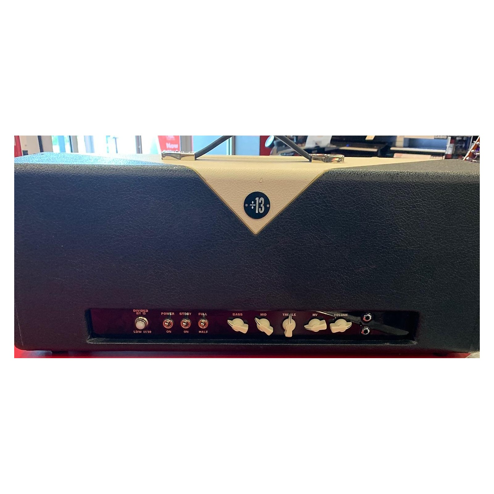 Divided By 13 LDW 17/39 Tube Guitar Amp Head
