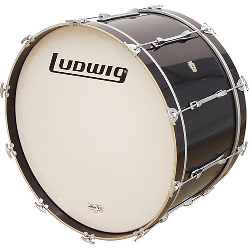 Ludwig LE-CB Bass Drum Black Cortex 14x28