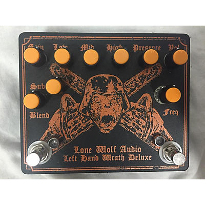 Lone Wolf Audio LEFT HAND WRATH DELUXE Effect Pedal