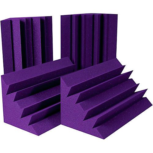 LENRD Bass Traps 4-Pack - Purple