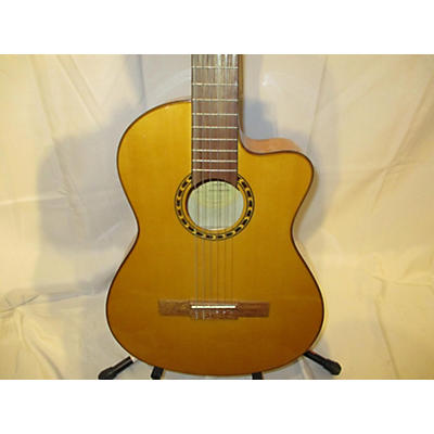 Lucero LFB250SCE Classical Acoustic Electric Guitar