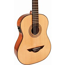 LG El Maestro Nylon-String Non-Cutaway Acoustic-Electric Guitar Satin Finish