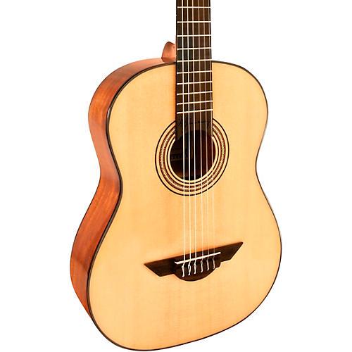 H. Jimenez LG Voz Fuerte Nylon-String with Spruce Top Acoustic Guitar Satin Natural