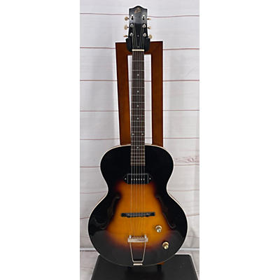 The Loar LH-301T Hollow Body Electric Guitar