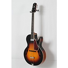 Open Box The Loar LH-650 Archtop Cutaway Hollowbody Guitar