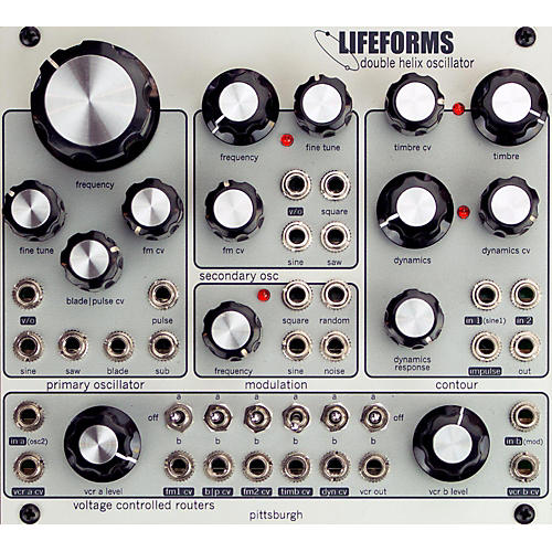 Pittsburgh Modular Synthesizers LIFEFORMS DOUBLE HELIX OSCILLATOR