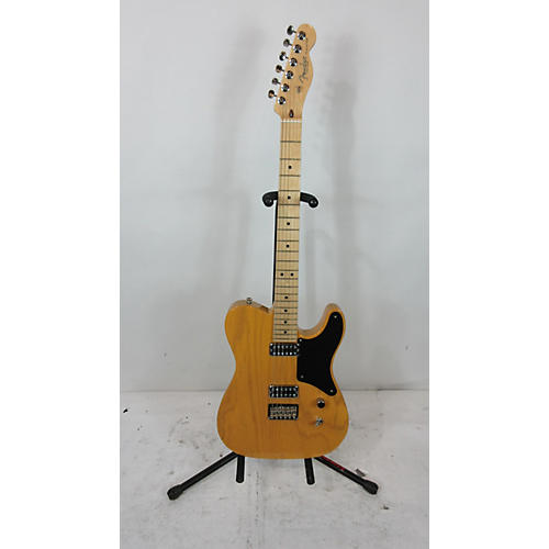 Fender LIMITED EDITION CABRONITA TELECASTER Solid Body Electric Guitar Butterscotch Blonde
