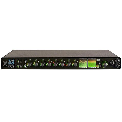 METRIC HALO LIO-8 Line-level Digital Audio Processor w/8 Preamp