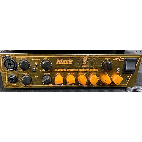 LITTLE MARK VINTAGE Tube Bass Amp Head
